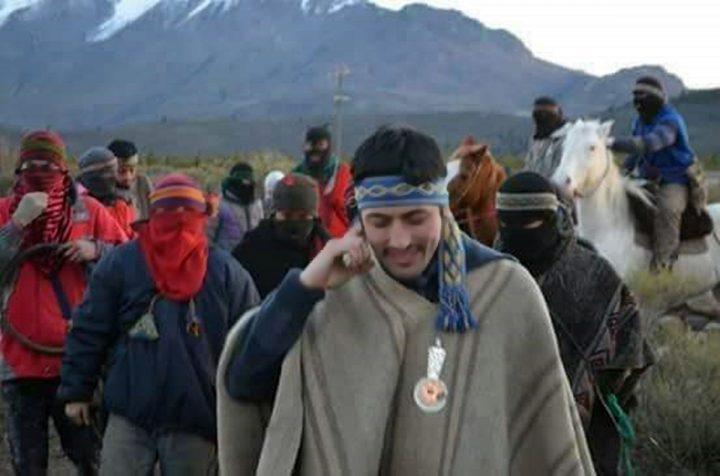 Lettera del compagno mapuche Facundo Huala per la manifestazione contro Benetton a Padova