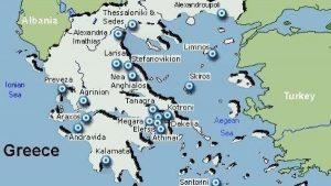 Grecia, svendita di basi militari agli USA