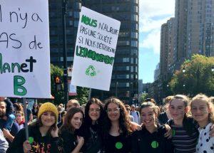 Quebec: Eine studentische Massenbewegung bereit sich auf die Klimakrise vor
