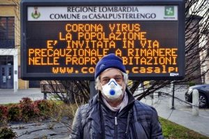 Coronavirus: l'Italia sta dando i numeri!