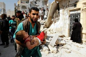 Siria: a spingere la guerra è il petrolio. Molta disinformazione sulla nuova escalation in atto