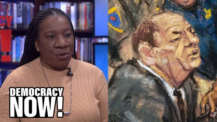 """#MeToo Founder Tarana Burke: Harvey Weinsteins of the World Can't Exist Without """"Systems of Power"""""""