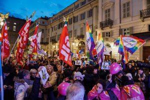 Veniteci a Prendere. Manifestazione Antifascista a Torino