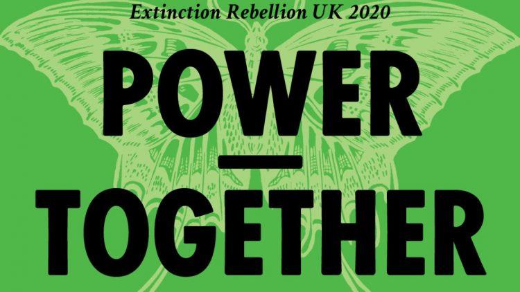 Extinction Rebellion UK: neue Strategie für 2020