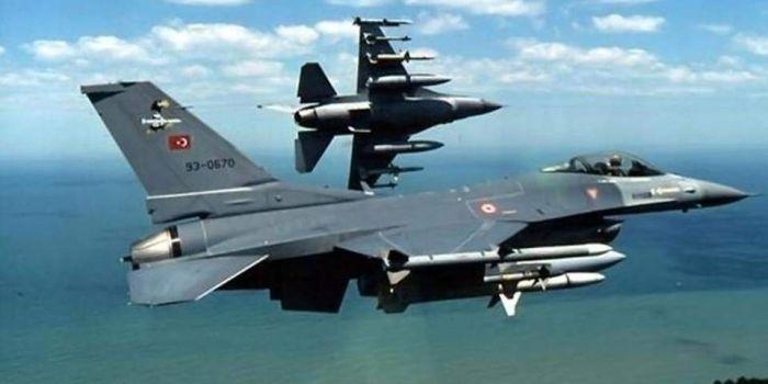 Caccia F-16 turchi