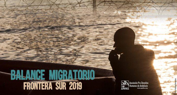APDHA alerta: el descenso a la mitad de la migración es a costa de vulnerar los derechos humanos
