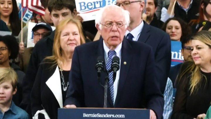 Bernie Sanders Wins New Hampshire Primary
