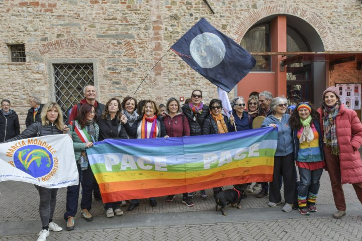 En el camino hacia la paz y la no violencia en Florencia