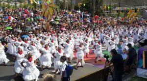 La unidad la hacen los pueblos: el Carnaval con la fuerza del sol en Arica