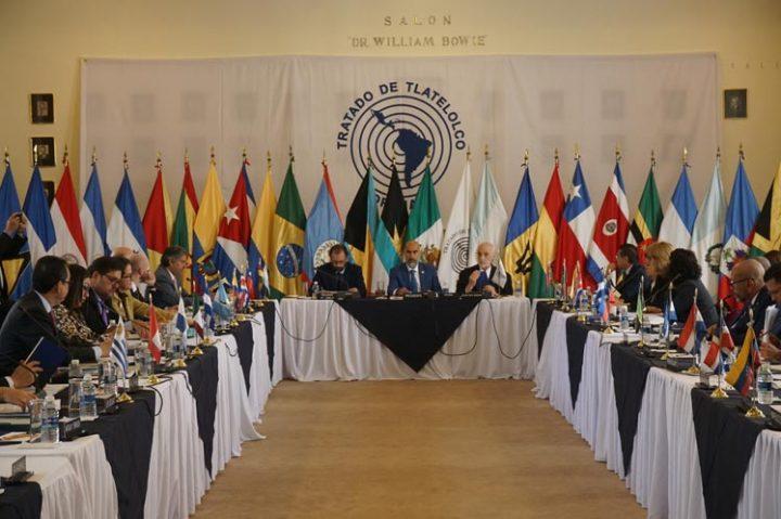 Celac reitera compromiso con la paz y saluda aniversario del Tratado de Tlatelolco