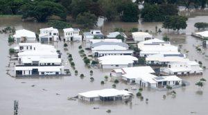 Alerta en Australia por numerosas inundaciones