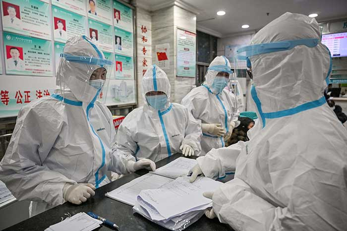 Curbing The Coronavirus – While Targeting China