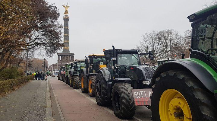 Landwirtschaft in Gefahr!