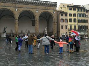 Firenze celebra la pace e la nonviolenza