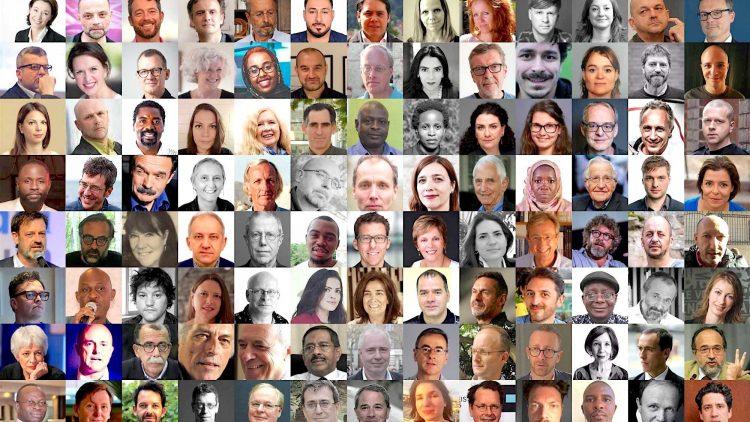 Journalisten aus aller Welt verurteilen Gerichtsverfahren gegen Julian Assange