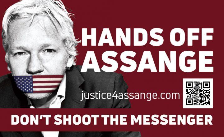 Carta a Julián Assange