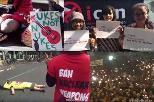 ICAN PARIS FORUM – Comment interdire les armes nucléaires et créer une mobilisation citoyenne  ?