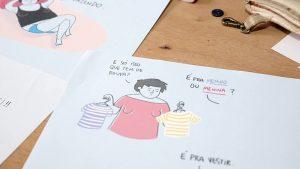 Como mulheres estão transformando as histórias em quadrinhos com representatividade
