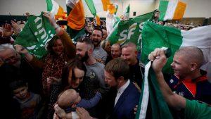 Irlanda: Giro a la izquierda