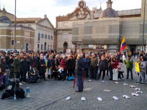 Roma in difesa di Julian Assange e della libertà di stampa
