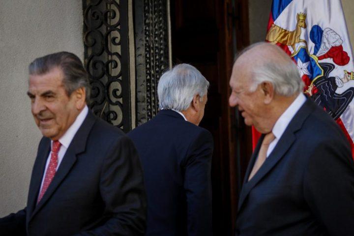 [Chile] Piñera aplaude carta de los Concertados