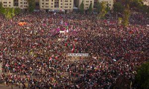 Carabineros se prepara para el estallido de marzo: Han rastreado 25 convocatorias a manifestaciones chilenas
