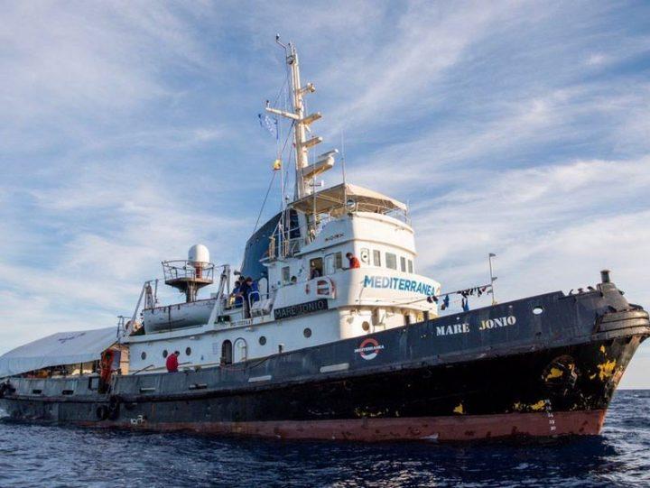 """Mediterranea esulta: """"Tribunale ordina il dissequestro della nave Mare Jonio"""""""