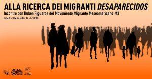Alla Ricerca dei Migranti Desaparecidos