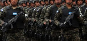 Honduras: Congreso Nacional otorga inmunidad a altos mandos militares