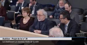 Québec. Projet de Loi 39 sur la réforme du mode de scrutin est historique mais doit être amélioré