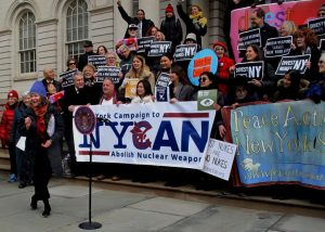 New York City Takes Action on Nukes