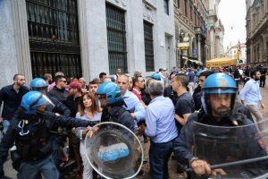 A proposito della sentenza su aggressione fascista a Palazzo Marino nel 2017