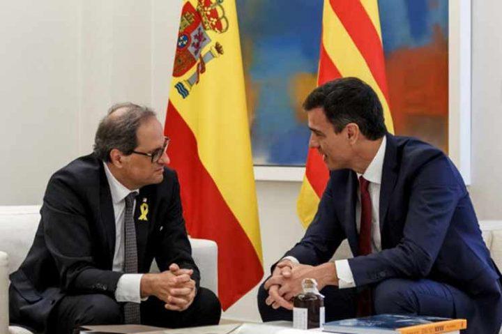 Espanha pronta para resolver um conflito feroz com a Catalunha