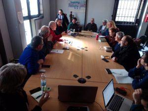 Los autores de Pressenza se reúnen en Bolonia: los nuevos proyectos