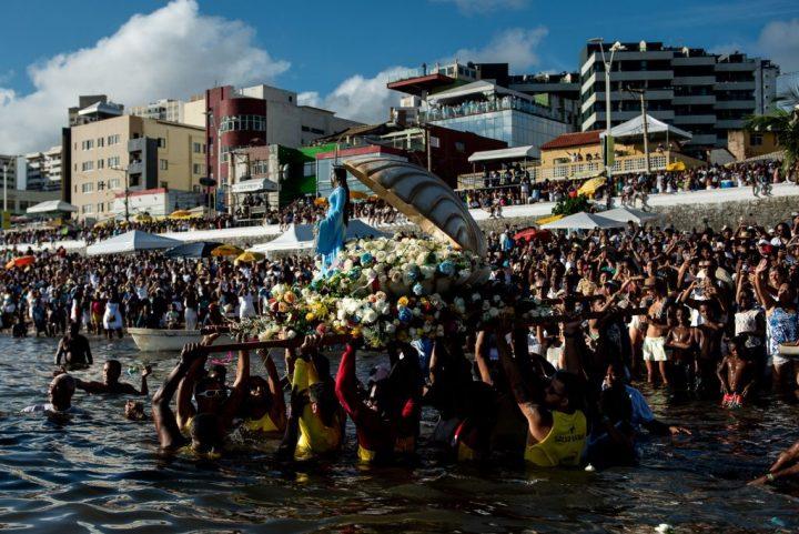 Festa de Yemanjá se torna Patrimônio Cultural de Salvador