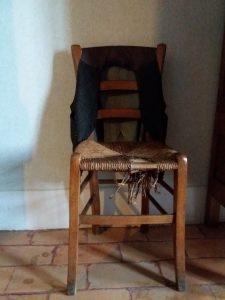 La sedia di Alcide Cervi