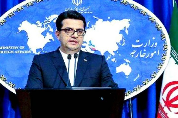 Iran repeats world call against US harassment