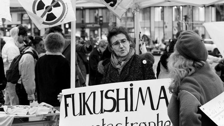9ème anniversaire de la catastrophe de Fukushima