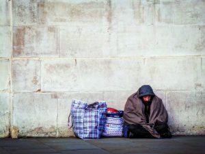 Koronavirüs: İtalya'da yaşayan evsizler için yaşam daha zor