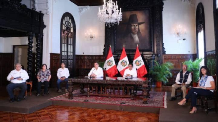 Peru: Everything changed in 10 days…