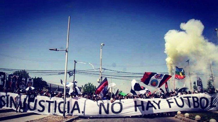 Le football chilien, entre répression et rébellion
