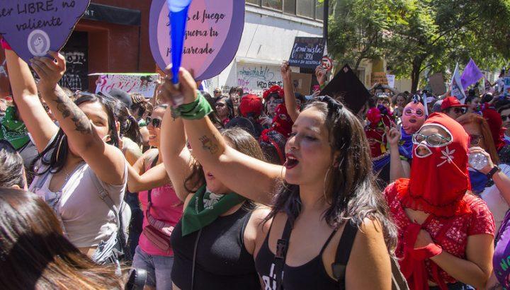 [Chile] Huelga feminista