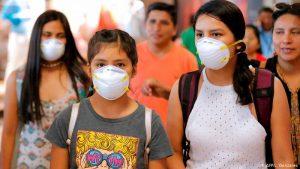 El coronavirus en más de 100 países