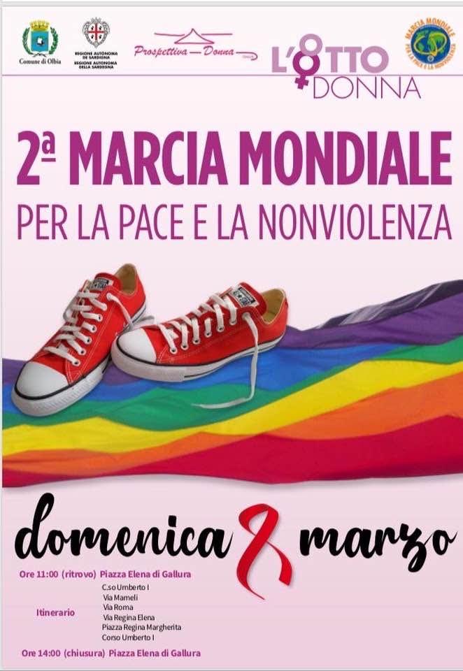 8 marzo a Olbia