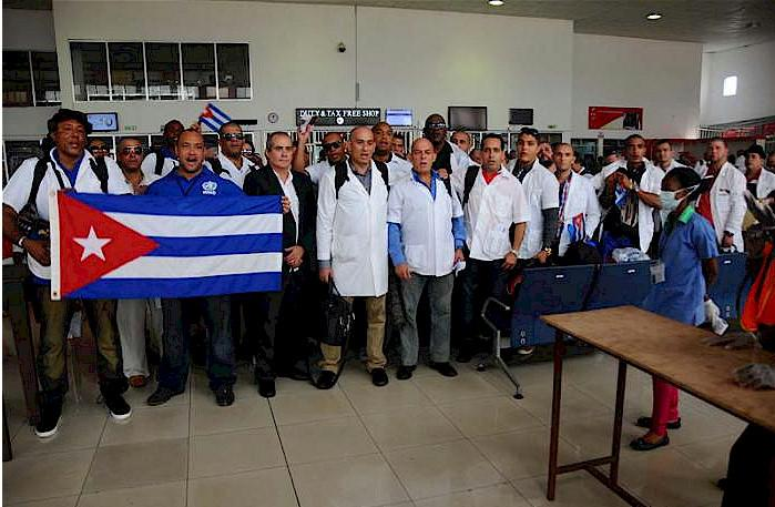 Ärzte aus Kuba und China treffen in Italien ein