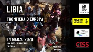 "Palermo: incontro ""Libia frontiera d'Europa"""