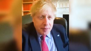 British PM Boris Johnson Sickened with COVID-19; Ireland to Nationalize Hospitals