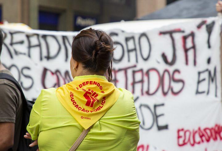 Brasil. «Tenemos un genocida al mando de la nación»