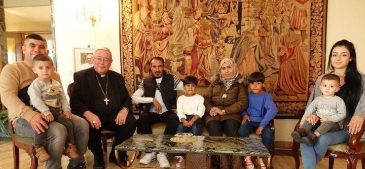"""Cardinal denounces: """"We in Europe give money to Turkey so refugees don't annoy us"""""""