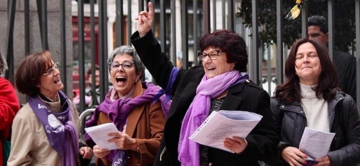 "Catholic women mobilise for International Women's Day: ""The equality of every human being is a basic lesson of Christianity"""